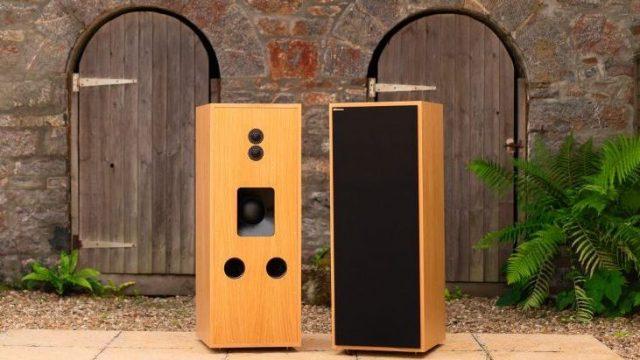 GRAHAM AUDIO LS5/1 MONITOR LOUDSPEAKER
